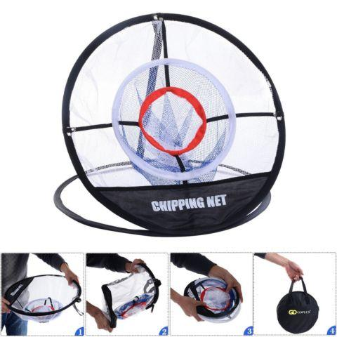 20'' Golf Training Chipping Net Hitting Aid In/Outdoor