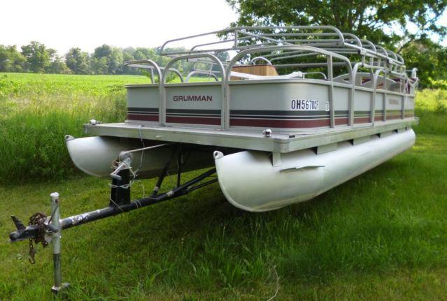 Sweetwater Pontoon Boat For Sale In Ohio Classifieds Buy And Sell