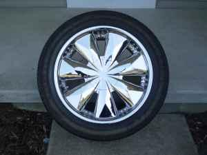 20 inch chrome rims erie pa for sale in erie pennsylvania classified. Black Bedroom Furniture Sets. Home Design Ideas