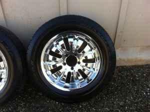 20 inch ford rims - $500 lynden