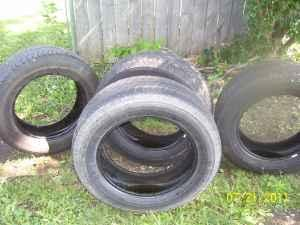 20 inch tires - $70 (springfield)