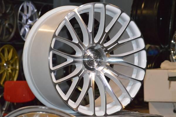 20 Quot Inovit Vortex Edge Rims Wheels Wheel Fits Porsche
