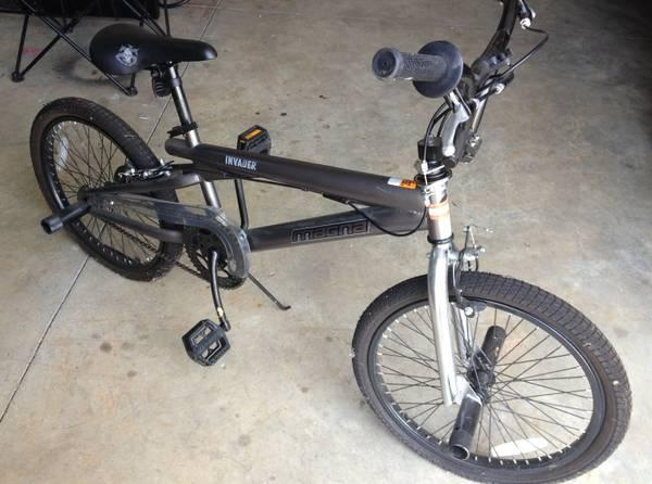20 Quot Magna Boys Invader Bmx Bike Gray For Sale In