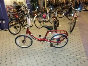Bikes Evansville In red schwinn folding bike