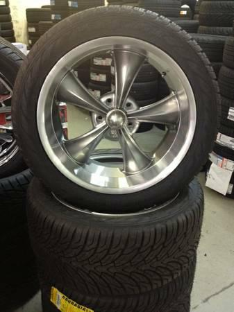 "20"" Staggered Ridler Wheels [C-10 Trucks] - for Sale in ..."