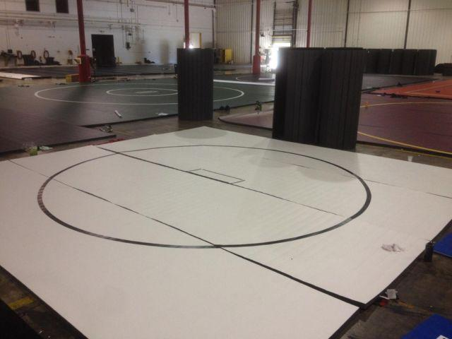 New & Used Dollamur wrestling mat for sale | 12 ads in US