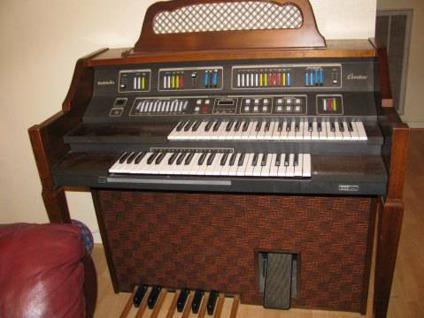Baldwin Overture Fun Machine Mco Organ Reduced For Sale In