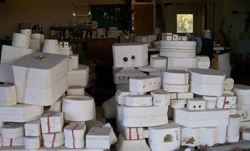 200 + Ceramic Molds - $150 (Columbus - West)