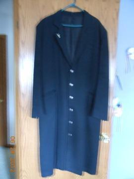 $200 Eddie Montgomery's Coat (duster)