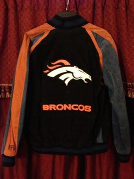 best service bc87f c20f6 $200 OBO, Denver Broncos NFL Leather Jacket