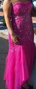 $200 OBO Formal/ Prom Dress Pink