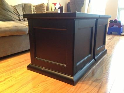 Charmant $200 OBO Pottery Barn End Tables   Storage Cubes