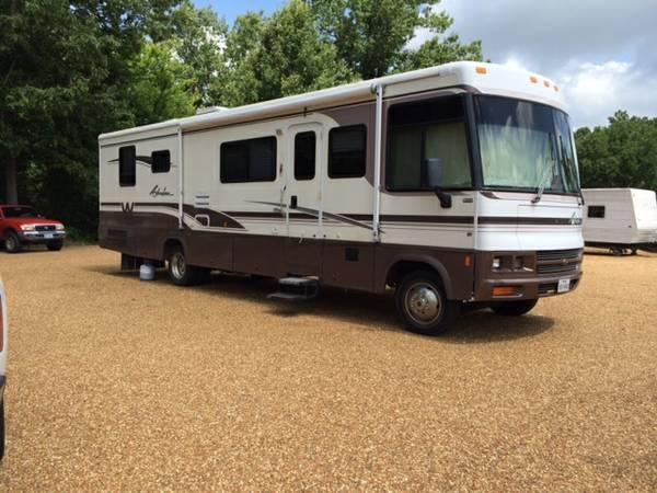 2000 35 Winnebago Adventurer 35 W Slide For Sale In