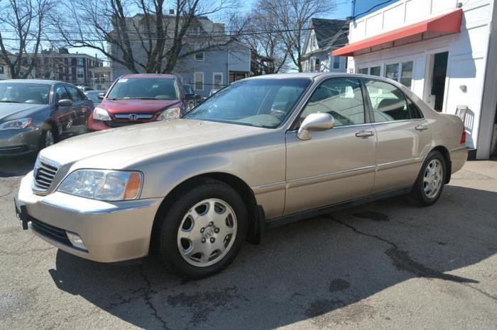2000 acura rl 3 5 3 5 4dr sedan for sale in bridgeport. Black Bedroom Furniture Sets. Home Design Ideas