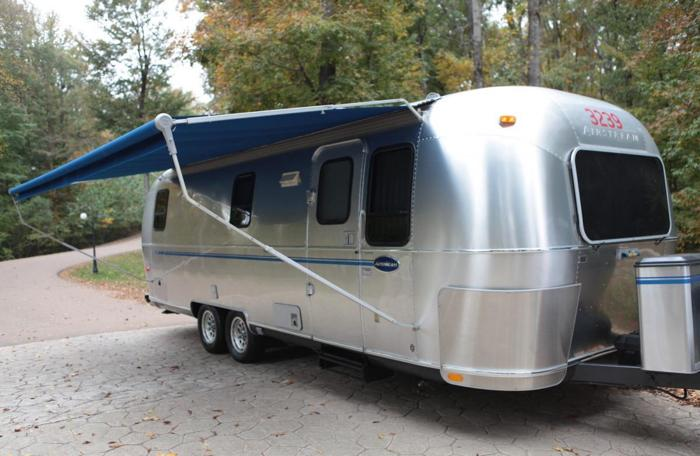 2000 Airstream Safari Travel Trailer For Sale In Baltimore
