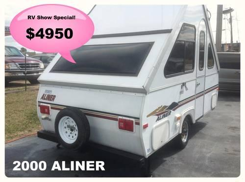 "Used Tires Salisbury Nc >> 2000 Aliner ""Sportliner"" *Super Nice! for Sale in Rolesville, North Carolina Classified ..."