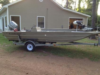 2000 Alumacraft 1860 Bass Or Inshore Bay For Sale In