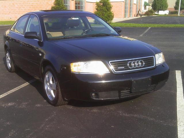 2000 audi a6 2 7t quattro for sale in west chester. Black Bedroom Furniture Sets. Home Design Ideas