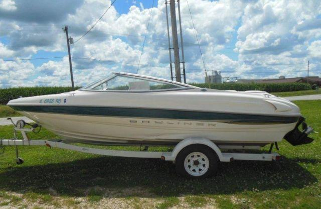 2000 Bayliner 1850 Capri Bowrider For Sale In Arcadia Illinois Classified Americanlisted Com