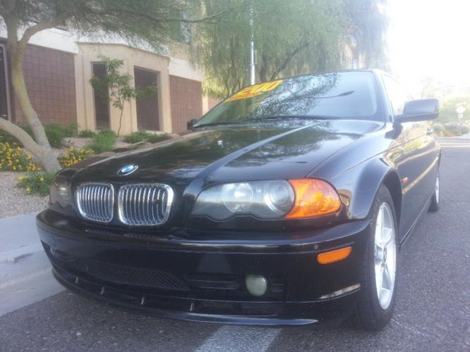 2000 bmw 3 series 328ci 2dr coupe black for sale in phoenix arizona classified. Black Bedroom Furniture Sets. Home Design Ideas