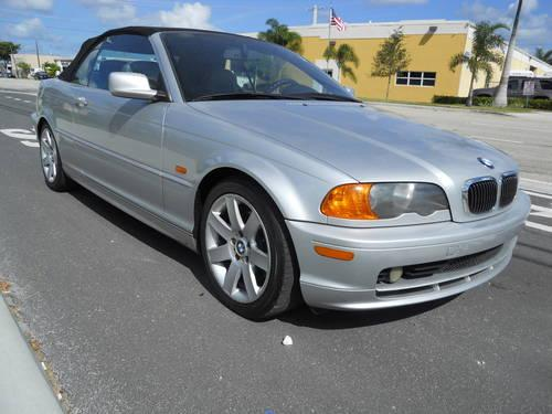 2000 bmw 323 ci convertible for sale in miami florida classified. Black Bedroom Furniture Sets. Home Design Ideas