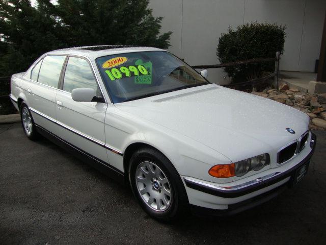 Auto For Sale Greenville Sc: 2000 BMW 740 IL For Sale In Greenville, South Carolina