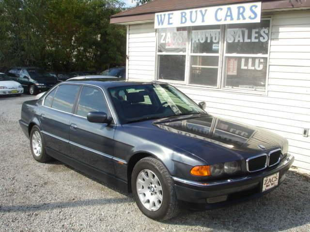 2000 bmw 740 il for sale in mansfield ohio classified. Black Bedroom Furniture Sets. Home Design Ideas