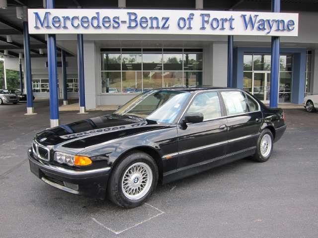 2000 bmw 740 il for sale in fort wayne indiana classified. Black Bedroom Furniture Sets. Home Design Ideas