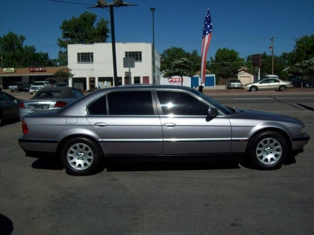 2000 bmw 740 il for sale in englewood colorado classified. Black Bedroom Furniture Sets. Home Design Ideas