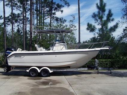 2000 Boston Whaler 21 Outrage Center Console For Sale In