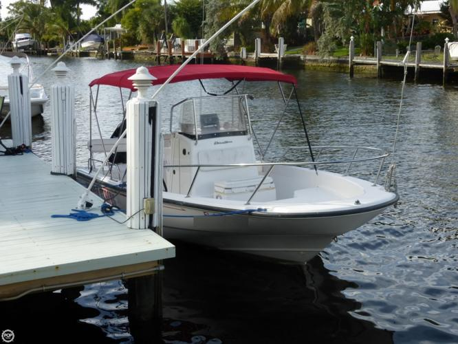 2000 Boston Whaler Dauntless 22 for Sale in Fort Lauderdale