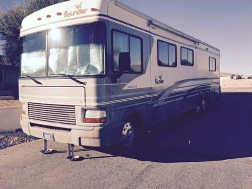 2000 Bounder M 34d For Sale In Las Vegas Nevada