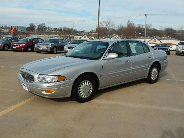 2000 buick lesabre custom 4dr sedan for sale in quincy illinois classified. Black Bedroom Furniture Sets. Home Design Ideas