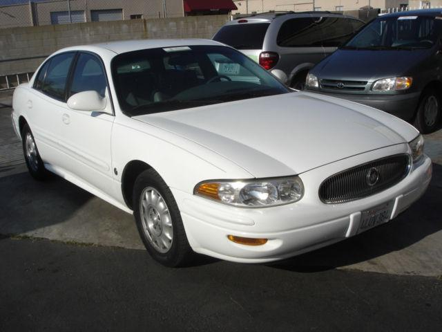 2000 Buick Lesabre Custom For Sale In El Monte  California Classified