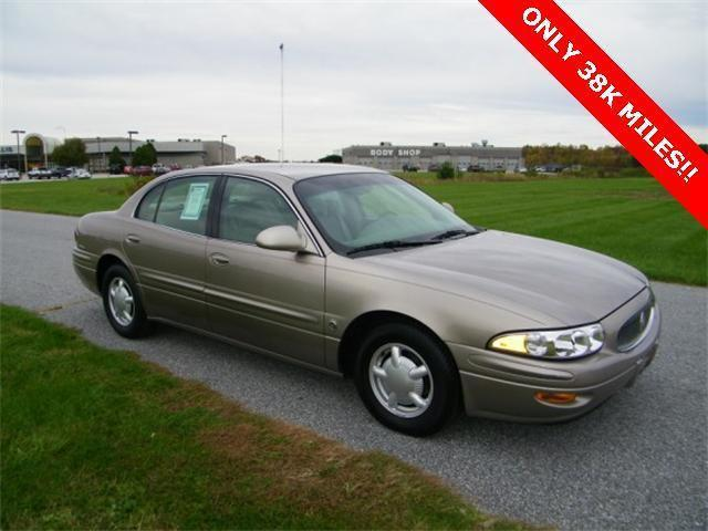 2000 Buick Lesabre Custom For Sale In Smyrna  Delaware Classified