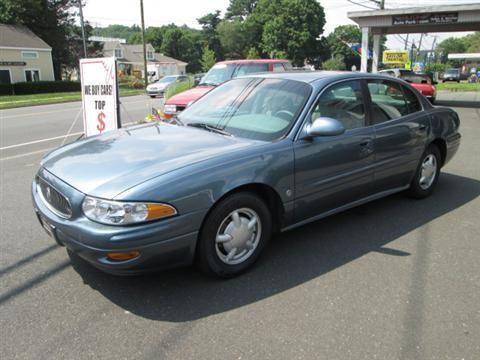 2000 Buick Lesabre Sedan Custom Sedan 4d For Sale In