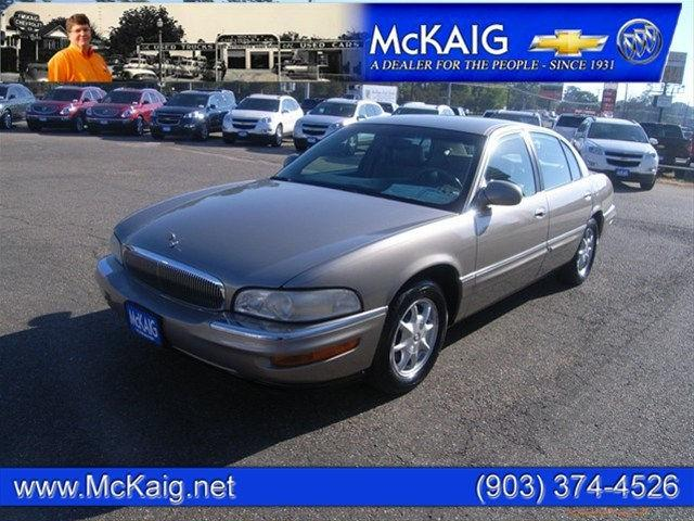2000 Buick Park Avenue For Sale In Gladewater  Texas