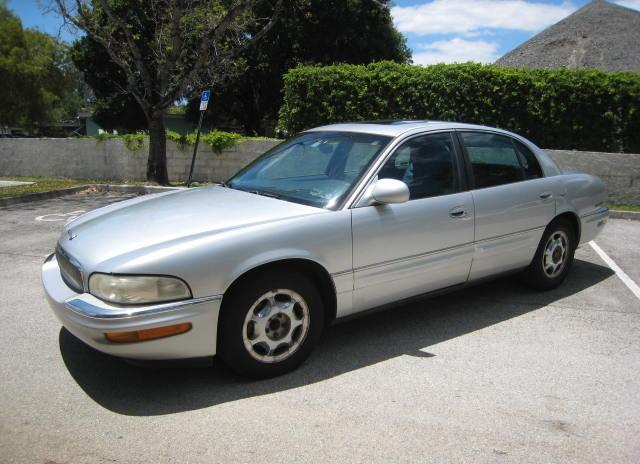 2000 BUICK PARK AVENUE LOW MILES. LOADED $2490