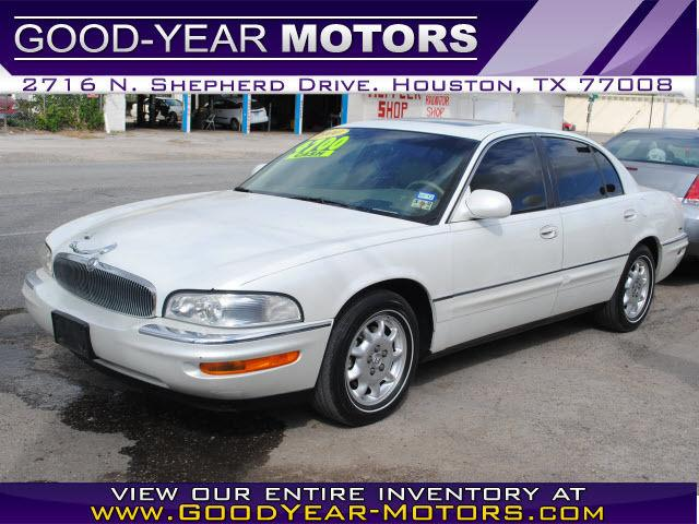 2000 Buick Park Avenue Ultra For Sale In Houston Texas