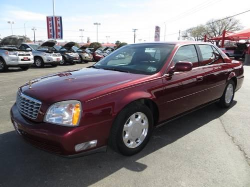 2000 cadillac deville 4dr car for sale in saint louis texas classified. Black Bedroom Furniture Sets. Home Design Ideas