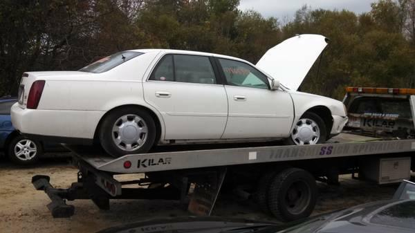 2000 Cadillac DeVille DHS DTS parts, complete car! for Sale in ...