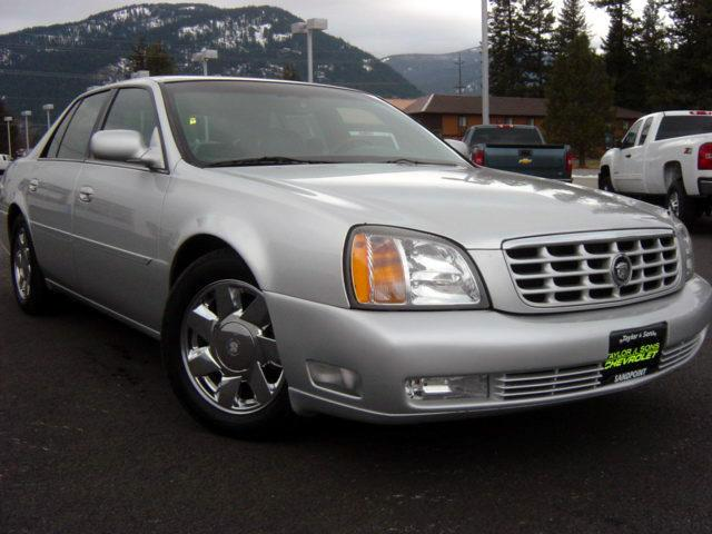 2000 cadillac deville dts for sale in sandpoint idaho classified. Black Bedroom Furniture Sets. Home Design Ideas