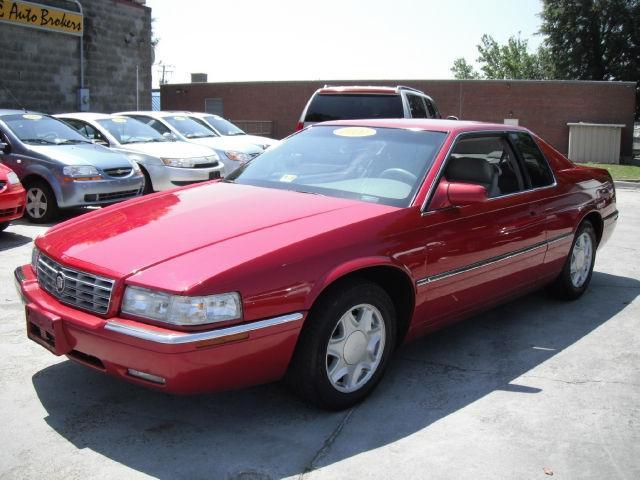 2000 Cadillac Eldorado Touring Coupe For Sale In Virginia