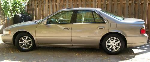 2000 cadillac seville sts for sale in alden wisconsin classified. Black Bedroom Furniture Sets. Home Design Ideas