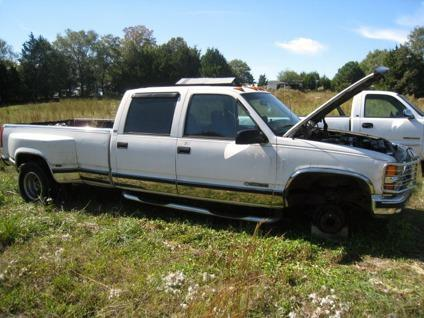 2000 Chevrolet 3500 Dually
