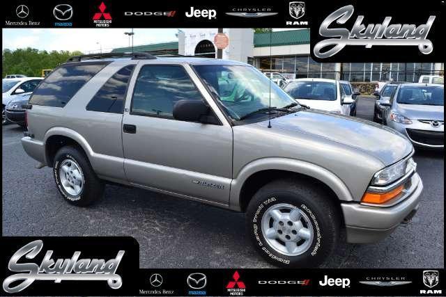 American Auto Sales Of Skyland: 2000 Chevrolet Blazer LS For Sale In Asheville, North