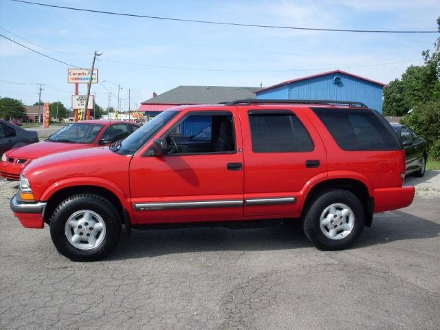 2000 chevrolet blazer ls for sale in muncie indiana classified. Cars Review. Best American Auto & Cars Review