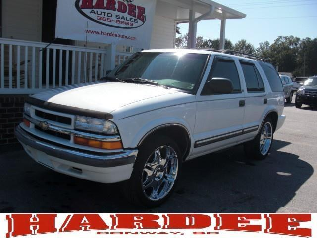 2000 chevrolet blazer lt for sale in conway south carolina classified. Black Bedroom Furniture Sets. Home Design Ideas