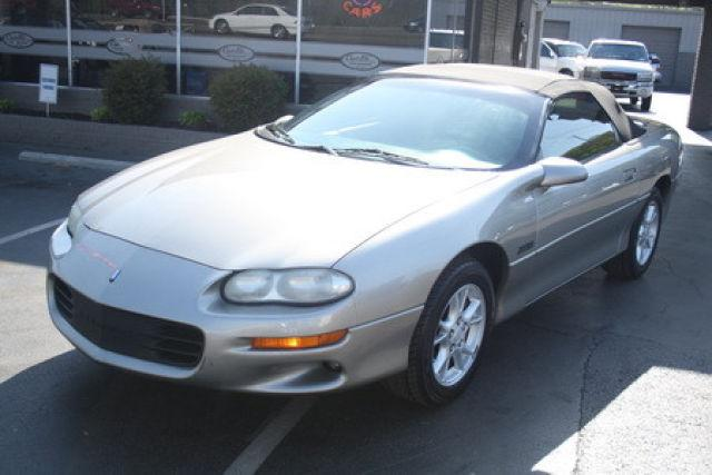 2000 Chevrolet Camaro Z28 For Sale In Knoxville, Tennessee