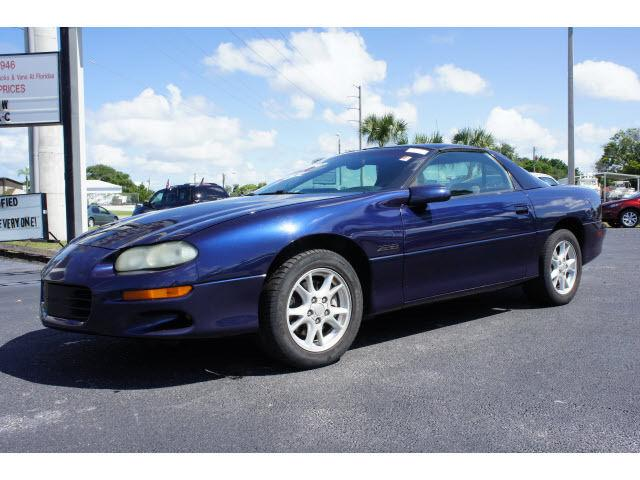2000 chevrolet camaro z28 for sale in venice florida. Black Bedroom Furniture Sets. Home Design Ideas